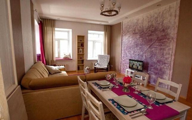 2-х комнатные Апартаменты в ЖК Мега Тауэр на Каблукова Торайгырова
