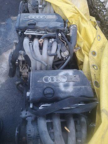 Контрактный двигатель Audi A4 Фольксваген Пассат В5 ADR 1.8 Ауди