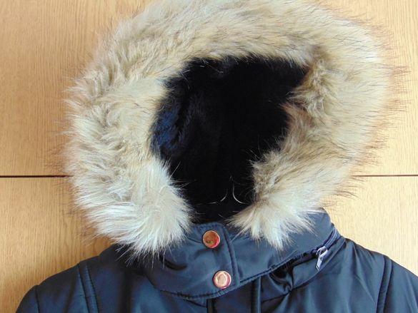 Зимно яке дамско, размер М- чисто ново