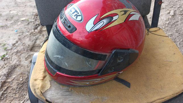 Шлем для мотоцикла или мопеда