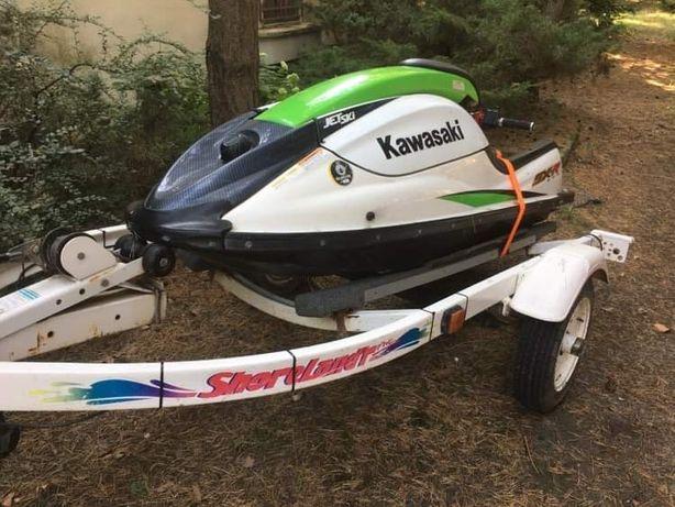 Jet Ski Kawasaki Sx-R Stand up