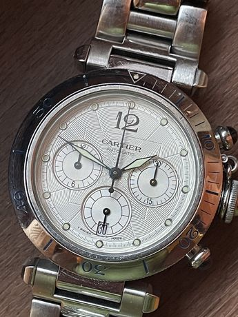 Cartier automatic  Ref 2113