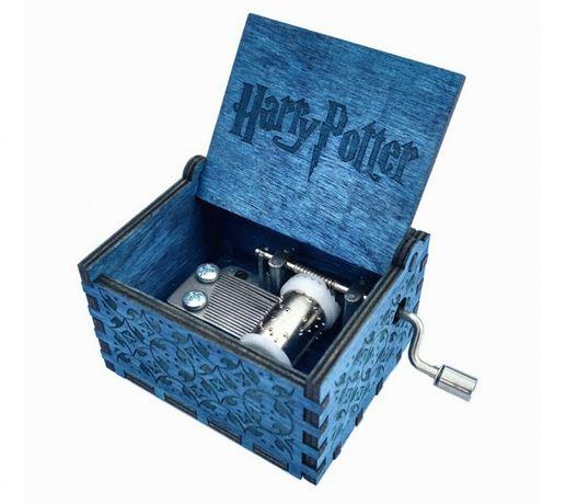 Ръчна музикална кутийка - Хари Потър