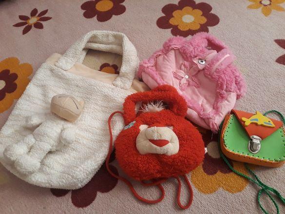 Детски чанти и ранички