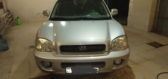 Продам Hyundai Santa fe 2.4