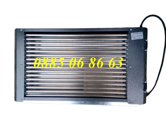 Електрическа българска оребрена скара 3200W, 4800W + 1г. гаранция