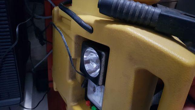 Compresor+lanterna+Robot defecta bateria 12v