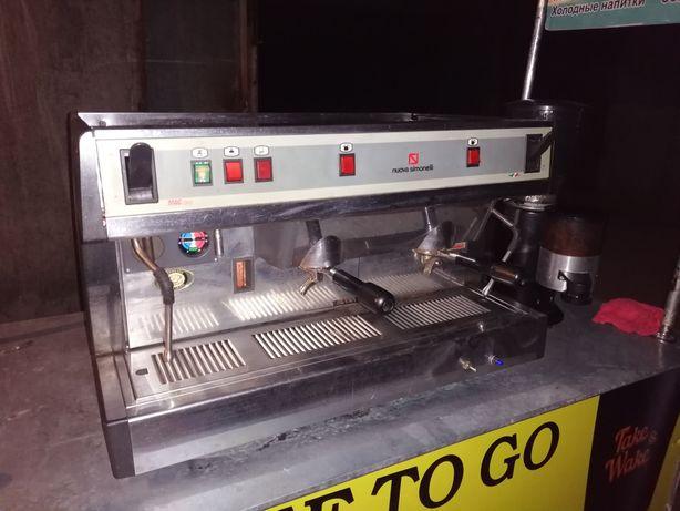 Кофемашина на газу
