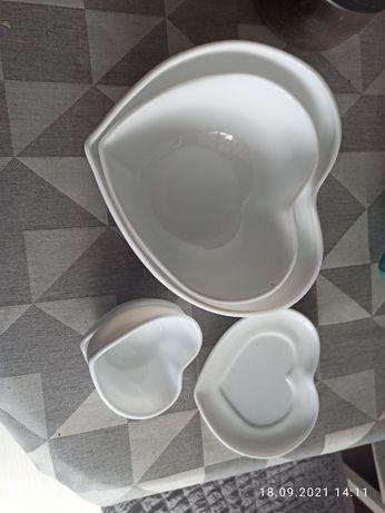 Посуда разная и много