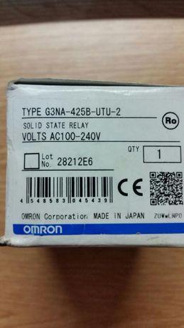 Solid State Relay Marca OMRON Model G3NA-425 -UTU-2 Nou in cutie