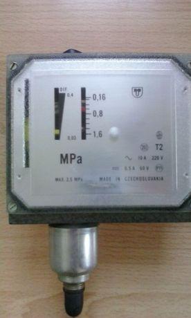 Електрически регулатор за налягане до 16 атмосфери