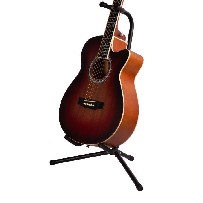 Подставка под гитару / Напольная подставка для инструментов
