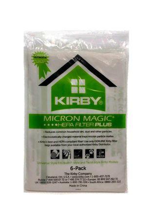 Мешки для пылесоса Кирби Kirby !!! 1500 тг. (Мешок, Шампунь, Ремень)