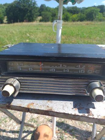 Ретро радио руско за кола