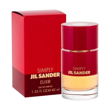 Jil Sander Simply Jil Sander Elixir Eau de Parfum за жени 40 ml