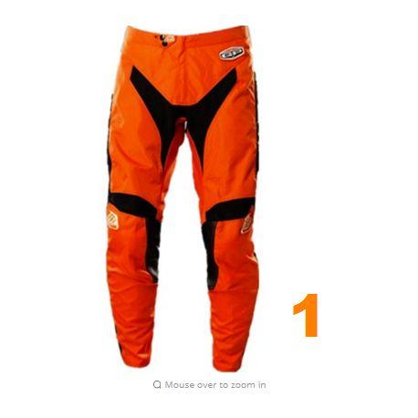Pantaloni moto cu protectii