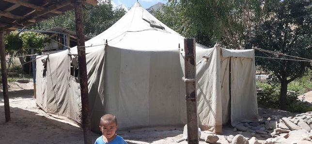 Продаётся палатка 5 на 5 метров