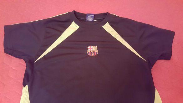 Мъжка тениска/фланелка FC Barcelona