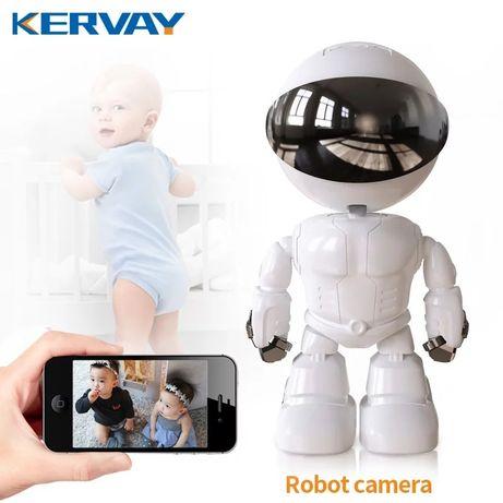 Робот камера няня