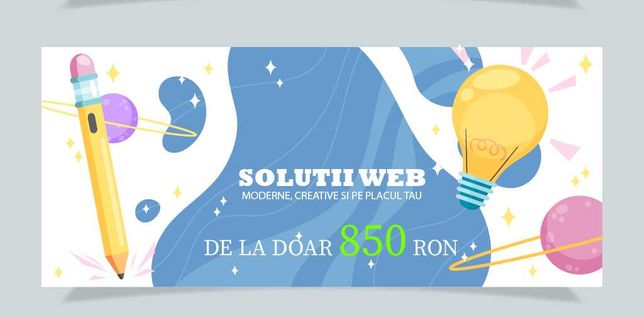 Solutii web - creare site magazin