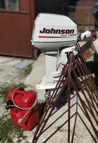 Motor Barca Johnson 8 CP, 2 Timpi ,Cizma scurta