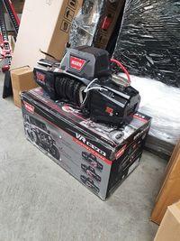 Troliu auto WARN VR EVO 10-S cu cablu sintetic (Forta- 4536 kg)