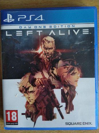 Left Alive joc PS4