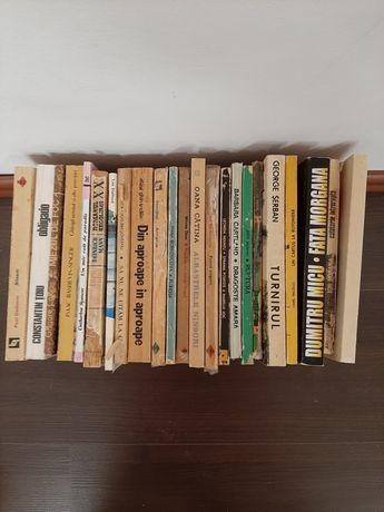 Cărți diverse : dragoste, polițiste