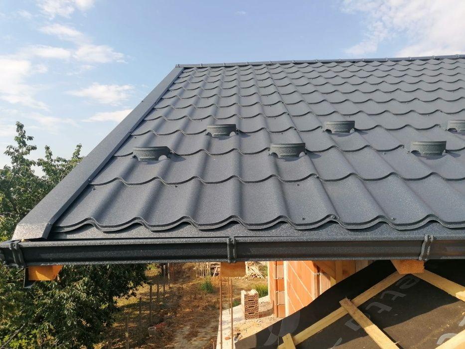 Bilka Horezu pentru acoperis si in RATE/ sipca metalica/tabla acoperis Horezu - imagine 1