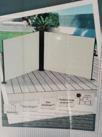 paravan gradina marchiza culisant in caseta aluminiu 300 x 180
