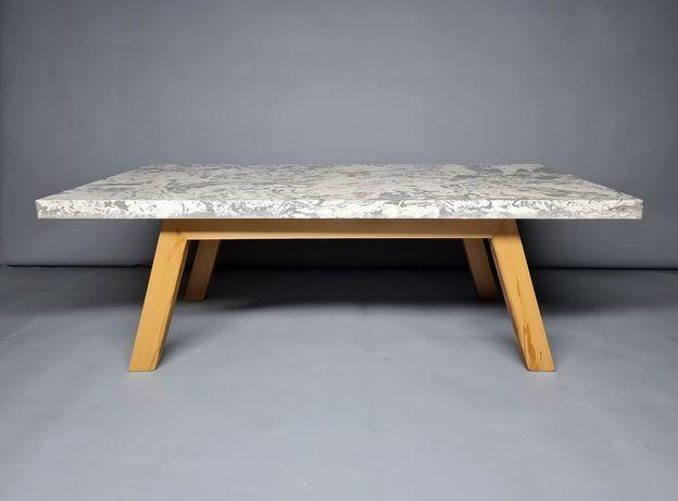 Журнальные столы из оселкового мрамора в Итальянской технике