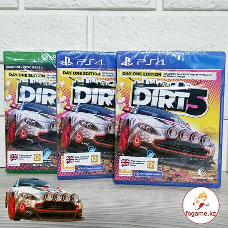 DIRT 5 (xbox one- xbox series x) xbox