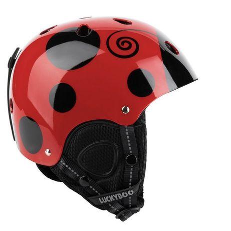 Детский шлем LUCKYBOO для сноуборда и лыж