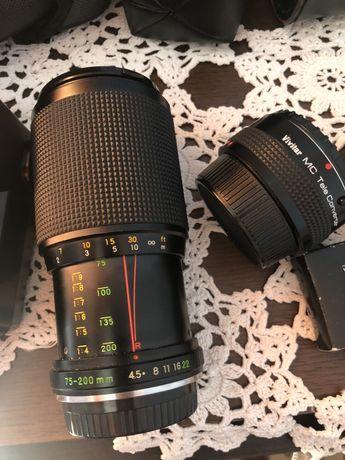 Obiective monturi conversii aparate foto
