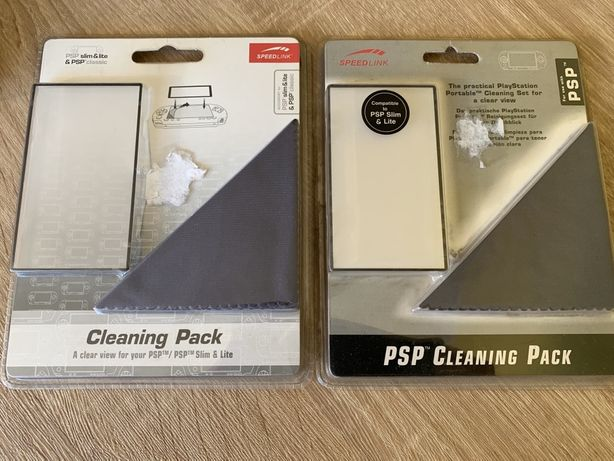 PSP Cleaning Pack
