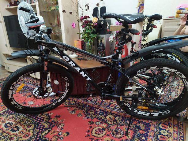 Велосипед Grant.