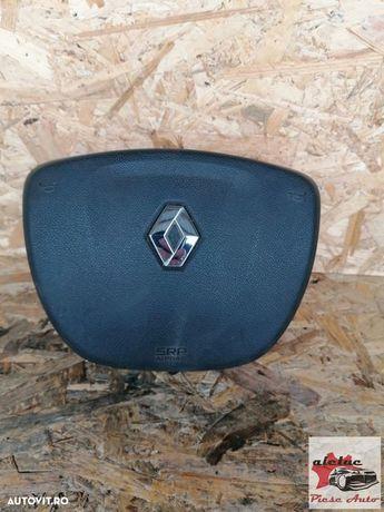 Airbag volan pentru Renault Laguna 3, 2007-2015, cod OEM 985100002R Piese noi si second-hand. Profita de oferte pe aleluc.ro