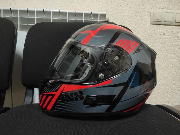 Шлем мотоциклетный IXS (M 57/58)