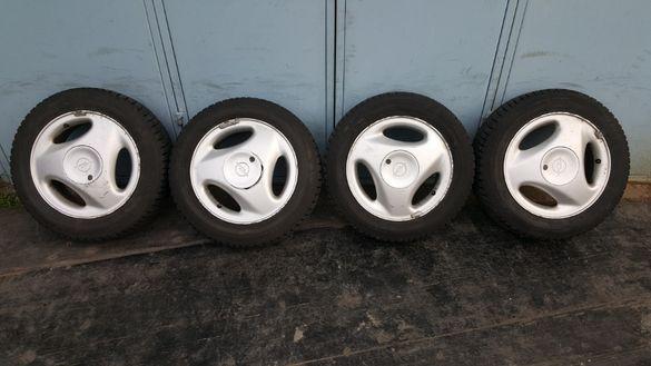 Джанти за опел с нови гуми 165 65 14