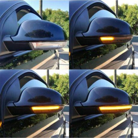 Semnalizare dinamica LED oglinzi VW/Audi/BMW