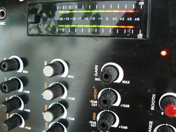 Mixer Gemini Ps 626