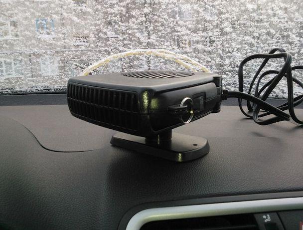 Компактный прибор для обогрева салона автомобиля