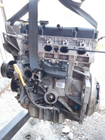Motor ford fiesta mk6 1.2 16v cod SNJB