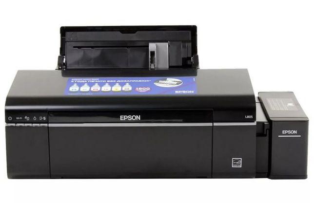 Принтер струйный EPSON L805
