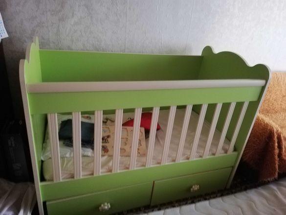 Бебешка кошара универсален цват