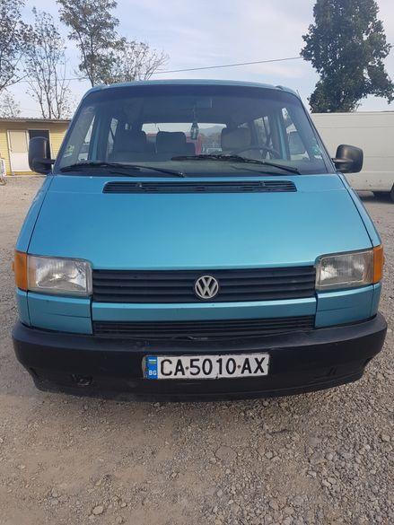 Volkswagen T4 VW 2.4 D На части !!!