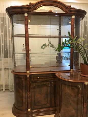 комплект мебели для зала стенка горка