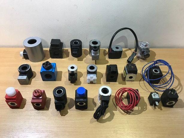 Distribuitor hidraulic - Bobine electrice