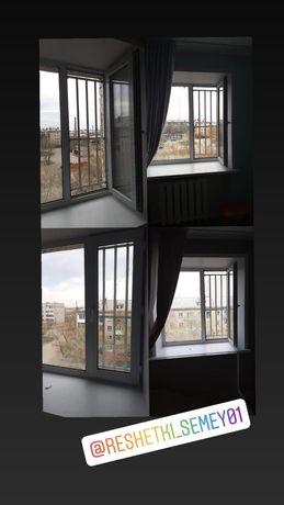 Решётки на окна,