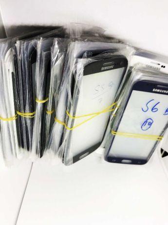 Продавам 150 броя Оригинални стъкла за Samsung S6,S5,S4,S3,S2, Note1,2